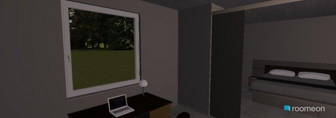 Raumgestaltung Zimmer 1 ohne Maße Jugendzimmer in der Kategorie Kinderzimmer