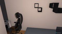 Raumgestaltung Zimmer 2k17 in der Kategorie Kinderzimmer