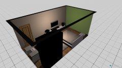 Raumgestaltung Zimmer alt in der Kategorie Kinderzimmer