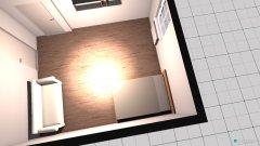 Raumgestaltung Zimmer Amelie in der Kategorie Kinderzimmer