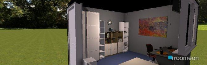 Raumgestaltung Zimmer B in der Kategorie Kinderzimmer