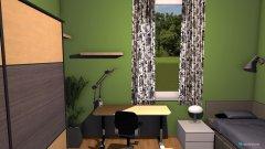 Raumgestaltung Zimmer Basti in der Kategorie Kinderzimmer