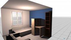 Raumgestaltung Zimmer Cédric in der Kategorie Kinderzimmer