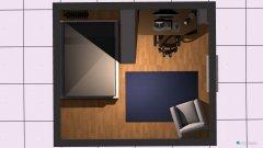 Raumgestaltung Zimmer David in der Kategorie Kinderzimmer