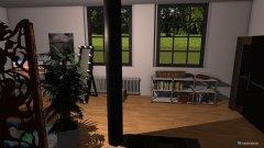Raumgestaltung Zimmer Hildegard in der Kategorie Kinderzimmer
