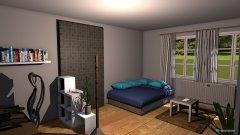 Raumgestaltung Zimmer Ingo in der Kategorie Kinderzimmer