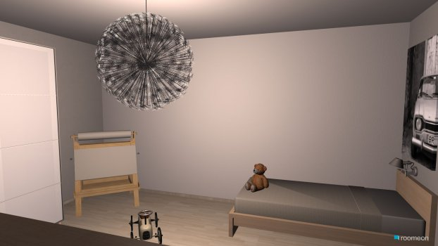 Raumgestaltung Zimmer Janis neu in der Kategorie Kinderzimmer