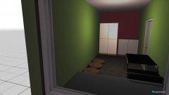 Raumgestaltung zimmer jugend 2 in der Kategorie Kinderzimmer