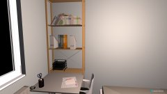 Raumgestaltung Zimmer Kimberly in der Kategorie Kinderzimmer