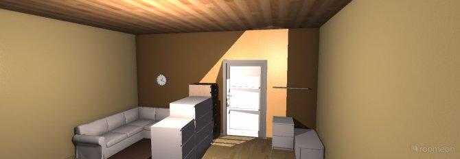 Raumgestaltung Zimmer Lara in der Kategorie Kinderzimmer