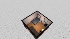 Raumgestaltung Zimmer Levin in der Kategorie Kinderzimmer