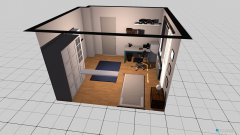 Raumgestaltung Zimmer Noa in der Kategorie Kinderzimmer