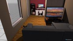 Raumgestaltung zimmer oben version 2 in der Kategorie Kinderzimmer
