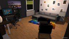 Raumgestaltung Zimmer (richtige Maße) in der Kategorie Kinderzimmer