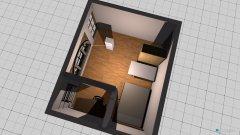 Raumgestaltung Zimmer umbauen in der Kategorie Kinderzimmer