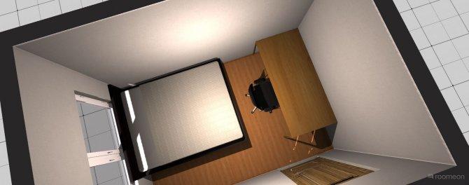 Raumgestaltung Zimmer Variante 1 in der Kategorie Kinderzimmer
