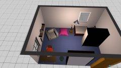 Raumgestaltung Zimmer von Jana in der Kategorie Kinderzimmer