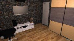 Raumgestaltung Zimmer von Toni in der Kategorie Kinderzimmer