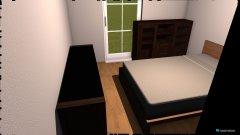Raumgestaltung Zimmer vorne in der Kategorie Kinderzimmer