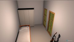 Raumgestaltung Zimmer1 in der Kategorie Kinderzimmer