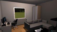 Raumgestaltung Zimmer in der Kategorie Kinderzimmer