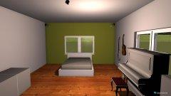Raumgestaltung Zimmerentwurf in der Kategorie Kinderzimmer