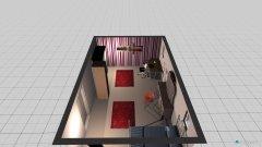 Raumgestaltung Zimmern 1 in der Kategorie Kinderzimmer