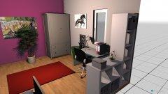 Raumgestaltung Zimmerwechsel in der Kategorie Kinderzimmer