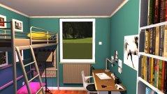 Raumgestaltung zsófi szoba v1 in der Kategorie Kinderzimmer