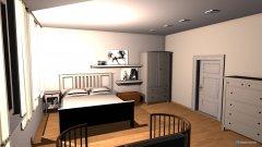 Raumgestaltung zwerchhaus in der Kategorie Kinderzimmer