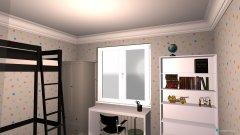 Raumgestaltung Комната детей in der Kategorie Kinderzimmer