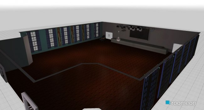Raumgestaltung 1st draft SSC in der Kategorie Konferenzraum