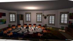 Raumgestaltung artroom in der Kategorie Konferenzraum