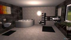 Raumgestaltung Badezimmer in der Kategorie Konferenzraum