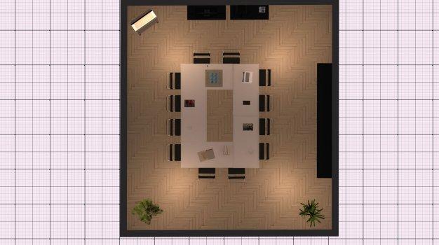 Raumgestaltung Besprechungsraum ABG in der Kategorie Konferenzraum