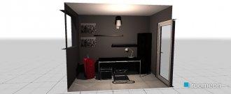 Raumgestaltung casa2 in der Kategorie Konferenzraum