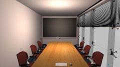 Raumgestaltung Collaborative Design Room in der Kategorie Konferenzraum