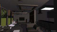 Raumgestaltung Dacha  in der Kategorie Konferenzraum