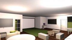 Raumgestaltung Dining room Reno in der Kategorie Konferenzraum