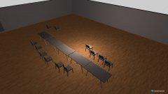 Raumgestaltung Dining in der Kategorie Konferenzraum