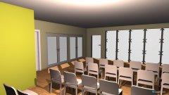 Raumgestaltung Flynn Room redevelopment in der Kategorie Konferenzraum