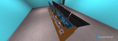 Raumgestaltung Frans Tes in der Kategorie Konferenzraum