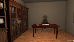 Raumgestaltung Gabinet in der Kategorie Konferenzraum