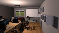 Raumgestaltung Game room in der Kategorie Konferenzraum