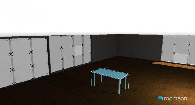 Raumgestaltung Grosser Saal 1 in der Kategorie Konferenzraum