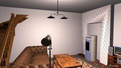 Raumgestaltung Grundrissvorlage Eckraum1 in der Kategorie Konferenzraum