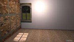 Raumgestaltung Grundrissvorlage Quadrat in der Kategorie Konferenzraum