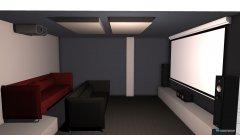 Raumgestaltung Kino in der Kategorie Konferenzraum