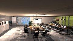 Raumgestaltung Klassenzimmer 4.0 in der Kategorie Konferenzraum