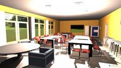 Raumgestaltung Klassenzimmer2 in der Kategorie Konferenzraum